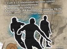 Albisport.hu 3V3 Ketrecfoci U16