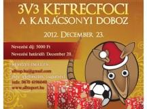Albisport 3V3 – Karácsonyi Doboz