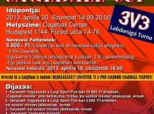 Luigi Sport Pub Cageball Cup