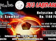 kaminokupa.hu Cageball Torna – október