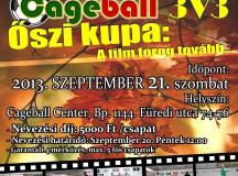 Őszi Cageball Kupa