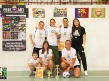 Női Cageball Bajnokság – Nyári szezon 2016