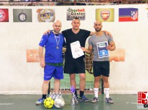 Cageball PEPSI LIGA – Téli szezon 2017