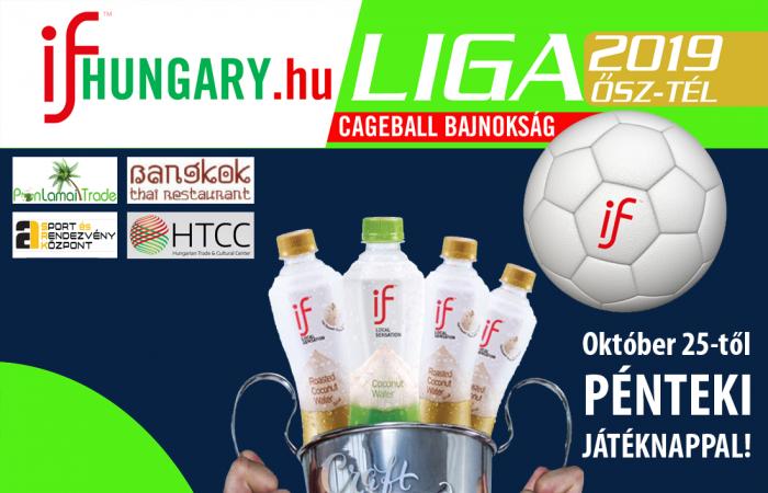 IFhungary.hu Liga 2019 ŐSZ-TÉL – péntek