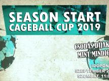 Season Start Cageball Cup 2019