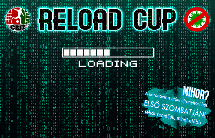 Cageball RELOAD CUP 2020