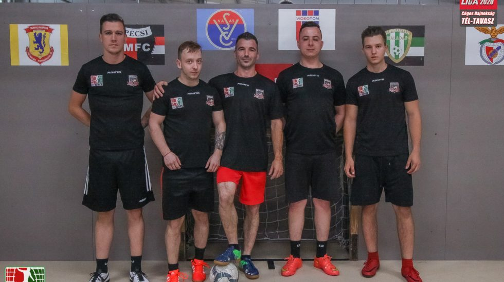 STARBALM LIGA Céges Bajnokság 2020 TÉL-TAVASZ